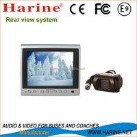 5.6 inch Car Parking Sensor System with Rear View Camera