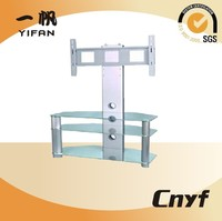 modern design tv cabinet, hot selling multi-functional stylish lcd tv stand