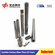 Drawing of Tungsten Carbide Tool Holder/Cemented Carbide Anti Vibration Boring Bar