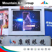 Outdoor High Definition Waterproof P16 LED Video Wall