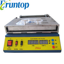 PCB Preheating Oven Station T-946 Microcomputer Control Preheater 800W Preheating Welding Station