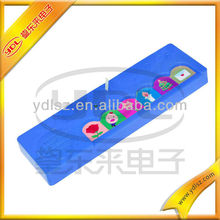 sound plastic pad for kids education/music pad for pre-school learning
