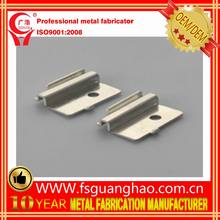 2016 New custom design mild steel metal stamping part electron equipment punched parts
