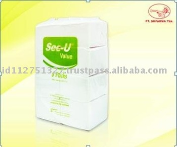 Bathroom Tissue Paper 100% Virgin Pulp SU-O4-1