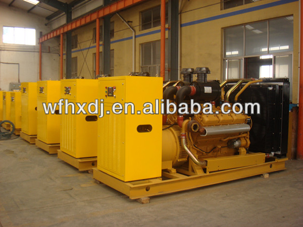 Hot sales CE ISO EPA SONCAP 10KVA-1875KVA model name generator with famous brand engine for hot sales