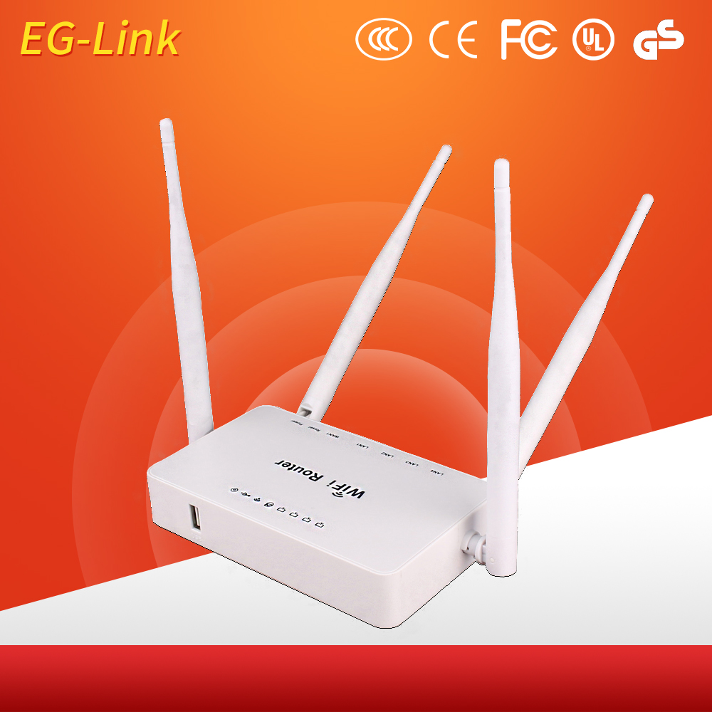 MT7620N /580MHz Openwrt 4Antenna AP Modem Router