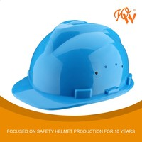 ABS series safety helmet 503-D construction site with hole site protection cap