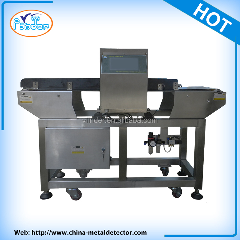 FDA standard conveyor belt metal detector