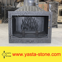 Cast Iron Fireplace Wood Pellet Stove Insert