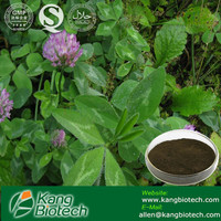 100% natural red clover extract,natural red clover extract powder,isoflavone red clover p.e.
