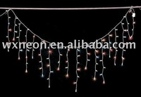 led icicle light/curtain light/outdoor decoration