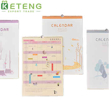 A3 size wall calendar printing