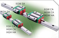 Hiwin linear guide sliding with quality guarantee for producing high quality square linear bearing