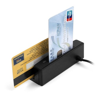Retail pos PC smart EMV Chip card reader/ writer + magnetic card reader