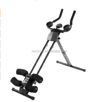 Anuode Bauchtrainer 150 Curved- Fitness Power AB Trainer, faltbar