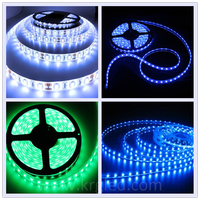 SMD 2835 color ip69 5050 flexible waterproof rgb led strip 24v
