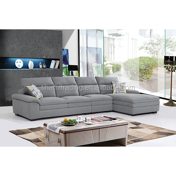 Well-Designed Comfortable Healthy Home Sofa Set Cashmere Fabric And Latex And Spring mount etc Model British Furniture Sofa