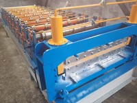 Trade Assurance XH840-900 Double Layer Metal Roof Tile Roll Froming Machine