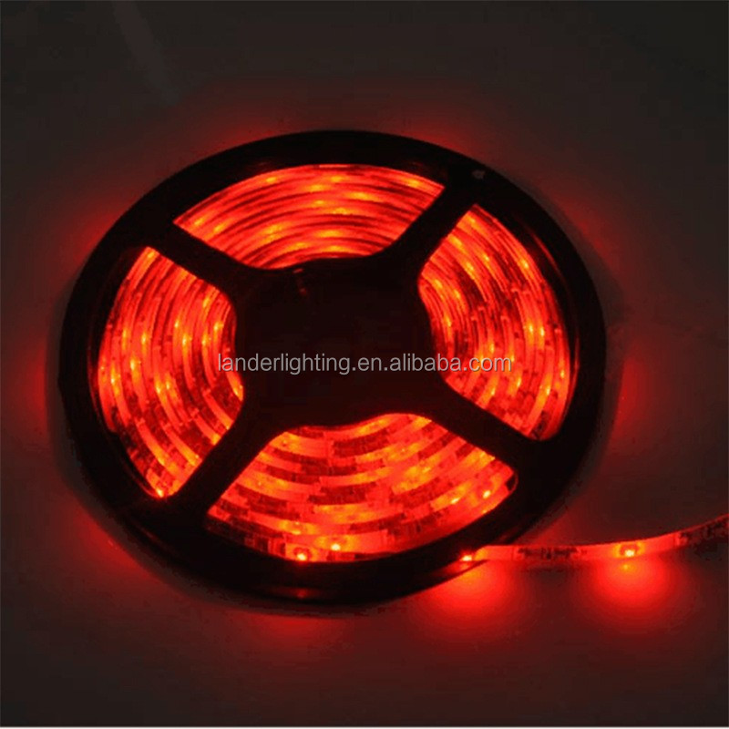 Christmas dream DC5V/12V 5meters color 48leds/m 60leds/m Individually digital Addressable DMX lpd8806 led strip light
