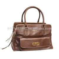 Un Apres Midi de Chien fashion leather handbag