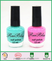 RX-1531 factory outlet change color changing gel nails polish with high quality polish