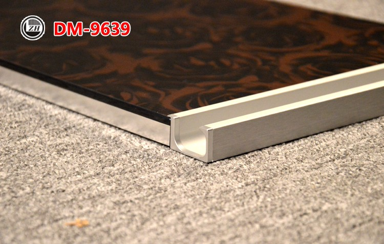 ZHUV customized high gloss acrylic MDF kitchen cabinet door price