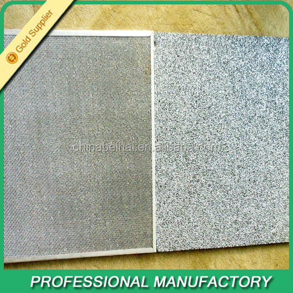 100% Eco-friendly and Recyclable Aluminum Honey Comb Panel