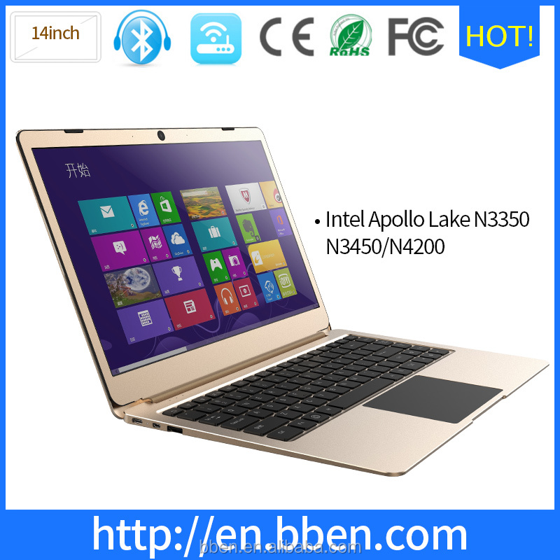 world cheapest laptop used laptops in bulk 1920*1080 14 inch ips Celeron N3450 for apple macbook pro laptop