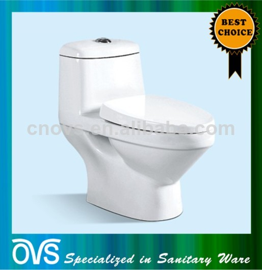 ovs ceramic bathroom best design vitreous china water closet floor mounted water closet A3008