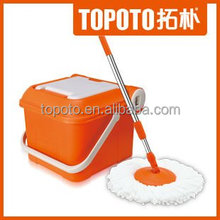 A classic strong practicability folding mini spin mop