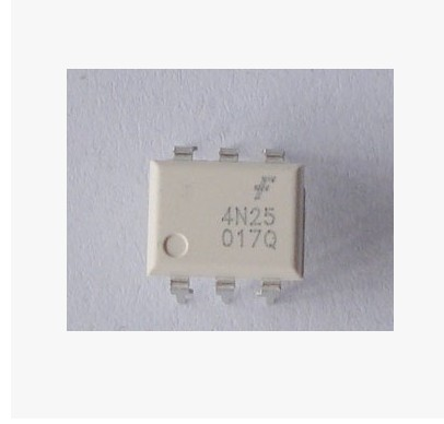 Faith is the credibility of the first electronic photoelectric coupler 4N25