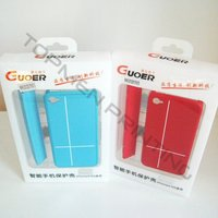 Transparent PVC Plastic Box for iPhone Protectoin Case