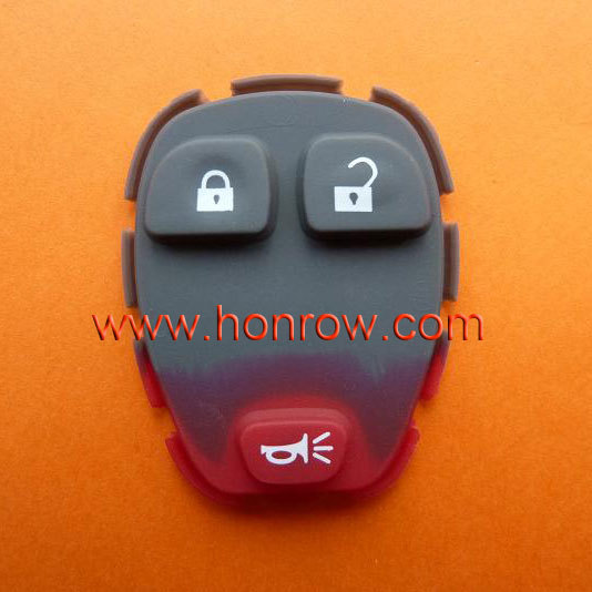 GM 2+1 button remote key Pad