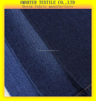 100% cotton recycled jeans fabric