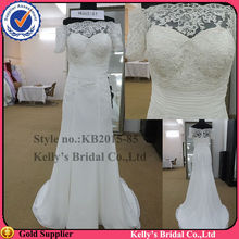 online shopping for clothing off-shoulder short sleeves lace chiffon skirt wedding dresses whole sale china