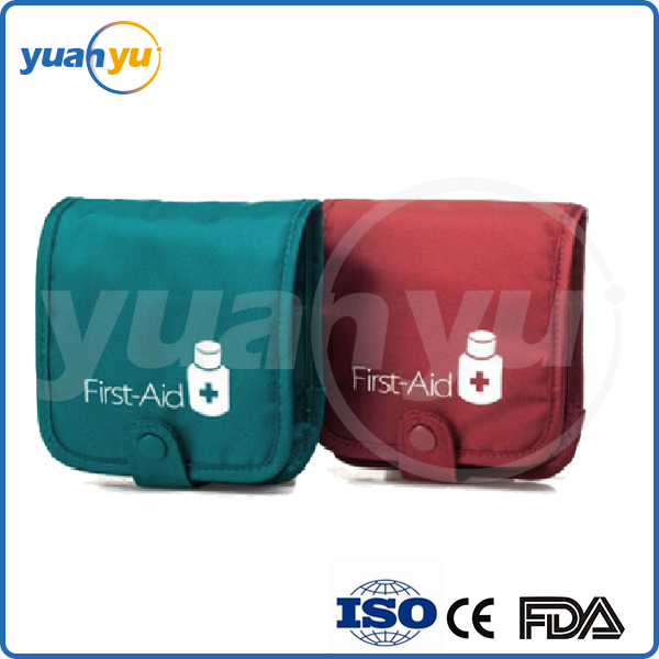 Hot selling Nylon Material first aid kit bag,emergency kit,wholesale survival kit