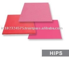 High Impact Polystyrene Sheets (HIPS), HIPS sheet for forming