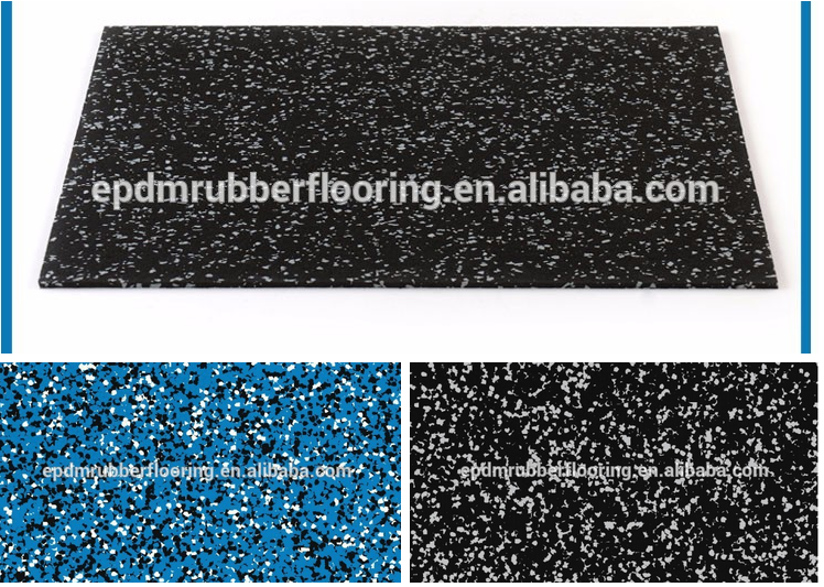 Buy colored epdm granules for rubber studded floor tile
