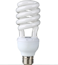 half spiral energy saving lamp energy saving light bulbs 26W E27