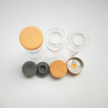 Gmp Butyl Rubber Stopper For 100Ml Infusion Bottle