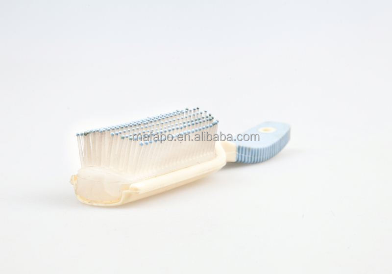 Salon Plastic electric round hair brush
