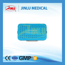 Orthopedic screw rack, sterilization instrument cases, screw box instrument sterilization tray
