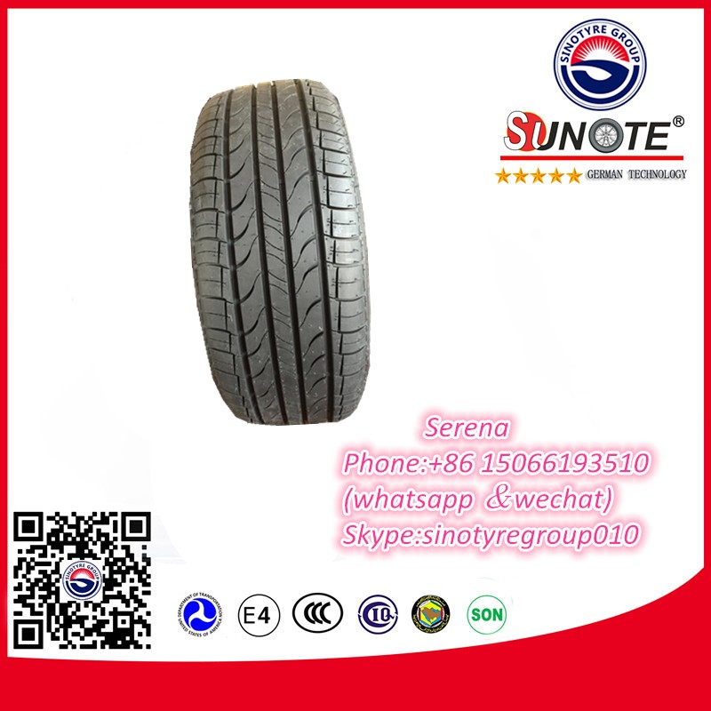 China High Performance Cheap Radial Passenger Car Tire 195 65r15 For Sales