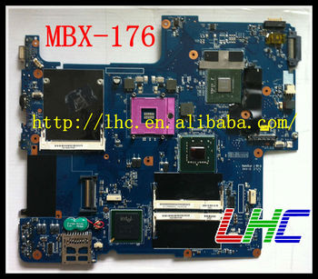 Hot sales motherboard For Sony MBX-176 A1268987A intel non-integrated 1P-0074500-8020 REV:2.0 M610 Main Board in good condition
