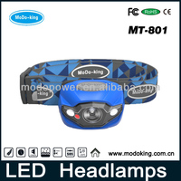 LED Bicycle Headlamp Bike Head Light With 5 Modes (MT-801)