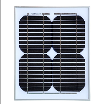 best price mono crystalline and poly crystalline solar cells 12V 10W Solar panel