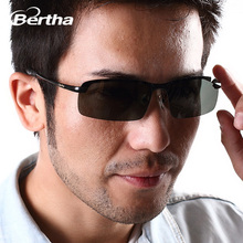 Hot Selling 2015 Newest Men Polarized Fashion Sunglasses 3043 men