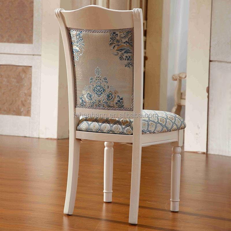 Wit barok meubels stoel voor koop houten stoelen product id 60476443097 - Stoel dineren baroque ...