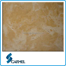 Chinese Gold Limestone tile for wall