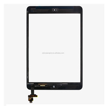 Low price for ipad mini lcd touch screen digitizer, for ipad mini screen replacement